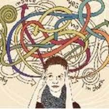 Kaip tvarkytis su įkyriomis mintimis?